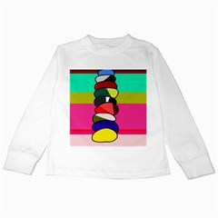 Zen Kids Long Sleeve T-Shirts