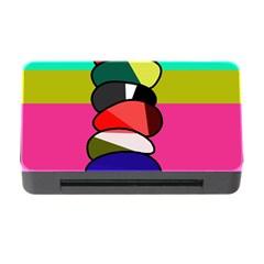 Zen Memory Card Reader with CF