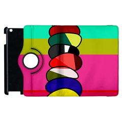 Zen Apple iPad 2 Flip 360 Case