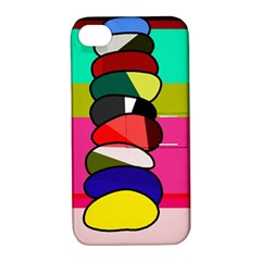 Zen Apple iPhone 4/4S Hardshell Case with Stand