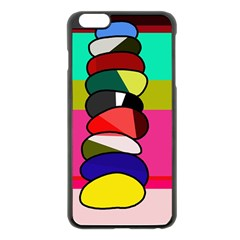 Zen Apple iPhone 6 Plus/6S Plus Black Enamel Case