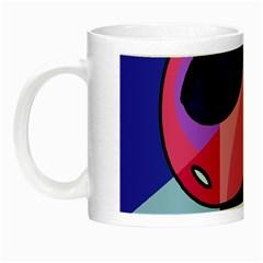 Strange love Night Luminous Mugs
