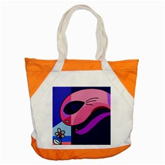 Strange love Accent Tote Bag