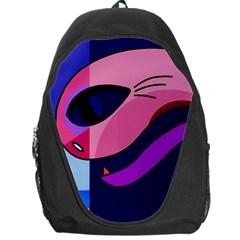 Strange love Backpack Bag