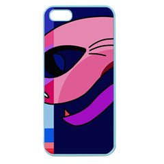 Strange love Apple Seamless iPhone 5 Case (Color)