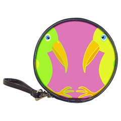 Parrots Classic 20-CD Wallets