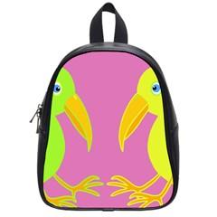 Parrots School Bags (Small)