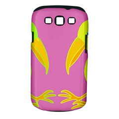 Parrots Samsung Galaxy S III Classic Hardshell Case (PC+Silicone)
