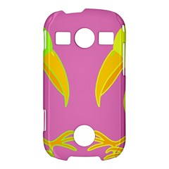 Parrots Samsung Galaxy S7710 Xcover 2 Hardshell Case