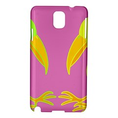 Parrots Samsung Galaxy Note 3 N9005 Hardshell Case