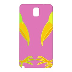 Parrots Samsung Galaxy Note 3 N9005 Hardshell Back Case