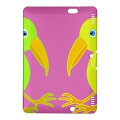 Parrots Kindle Fire HDX 8.9  Hardshell Case