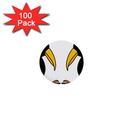 Ravens 1  Mini Buttons (100 pack)