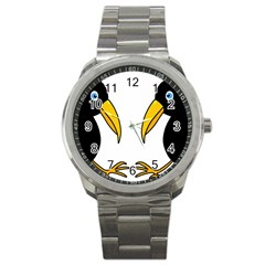 Ravens Sport Metal Watch
