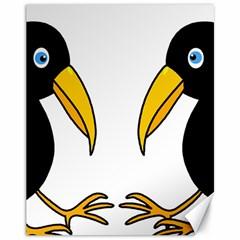 Ravens Canvas 11  x 14