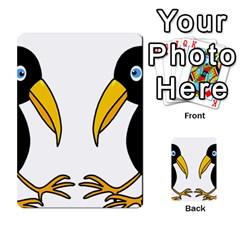 Ravens Multi-purpose Cards (Rectangle)