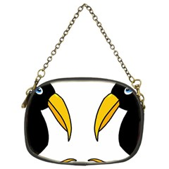 Ravens Chain Purses (Two Sides)