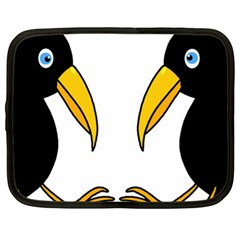 Ravens Netbook Case (XL)