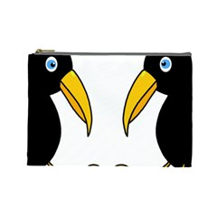 Ravens Cosmetic Bag (Large)