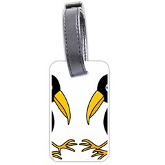 Ravens Luggage Tags (One Side)