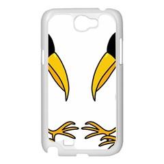 Ravens Samsung Galaxy Note 2 Case (White)