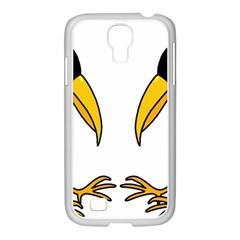 Ravens Samsung GALAXY S4 I9500/ I9505 Case (White)