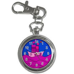 Boat Key Chain Watches