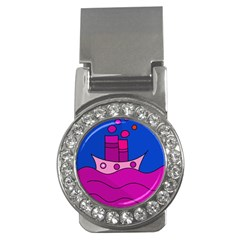Boat Money Clips (CZ)