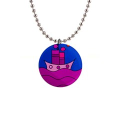 Boat Button Necklaces