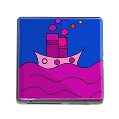 Boat Memory Card Reader (Square)
