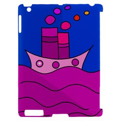 Boat Apple iPad 2 Hardshell Case (Compatible with Smart Cover)