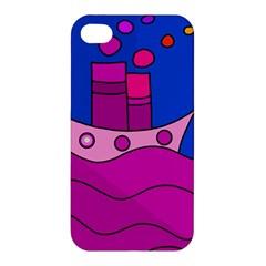Boat Apple iPhone 4/4S Premium Hardshell Case