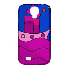 Boat Samsung Galaxy S4 Classic Hardshell Case (PC+Silicone)