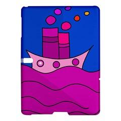Boat Samsung Galaxy Tab S (10.5 ) Hardshell Case
