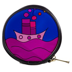 Boat Mini Makeup Bags