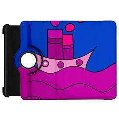 Boat Kindle Fire HD Flip 360 Case