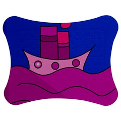 Boat Jigsaw Puzzle Photo Stand (Bow)