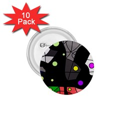 Optimistic decor 1.75  Buttons (10 pack)