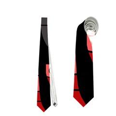 Optimistic decor Neckties (One Side)