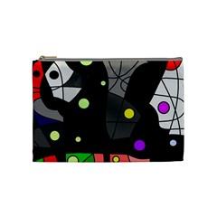 Optimistic decor Cosmetic Bag (Medium)