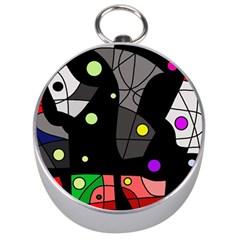 Optimistic decor Silver Compasses