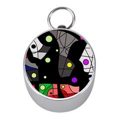 Optimistic decor Mini Silver Compasses