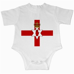Ulster Banner Infant Creepers