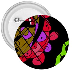 Elegant abstract decor 3  Buttons