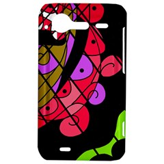 Elegant abstract decor HTC Incredible S Hardshell Case