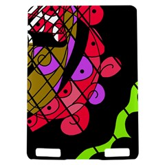 Elegant abstract decor Kindle Touch 3G