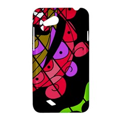 Elegant abstract decor HTC Desire VC (T328D) Hardshell Case