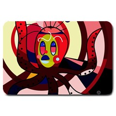 Octopus Large Doormat