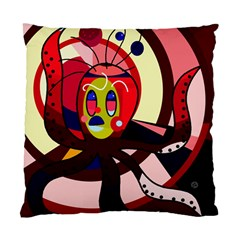 Octopus Standard Cushion Case (Two Sides)