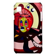 Octopus Samsung Galaxy S i9008 Hardshell Case